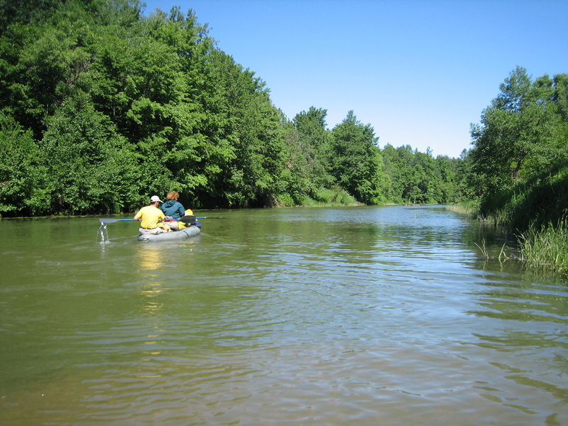 Река Выша