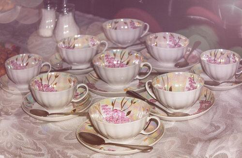 К чаепитию