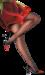 MR_Jupe rose rouge.png