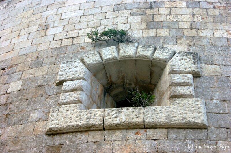 Окно форта