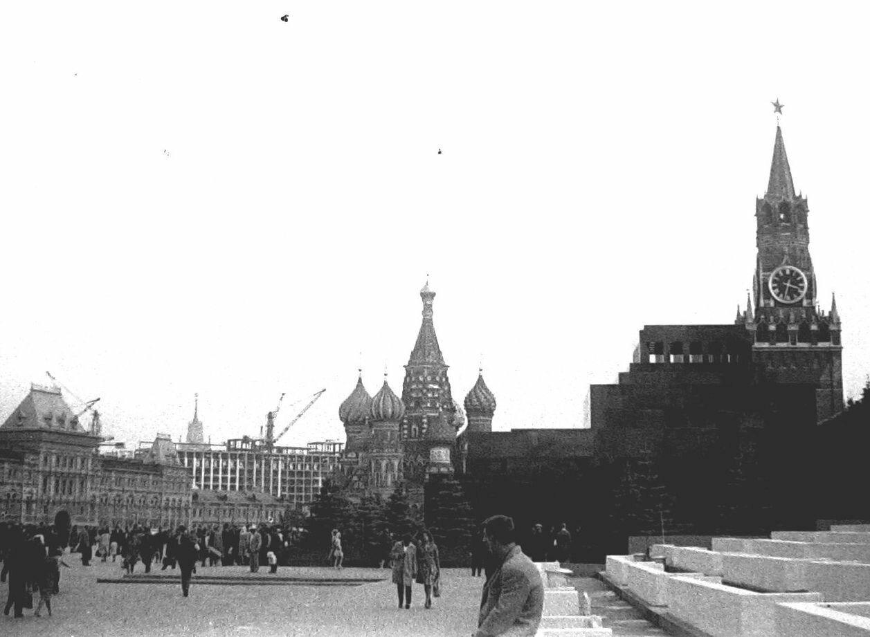 171. На Красной площади