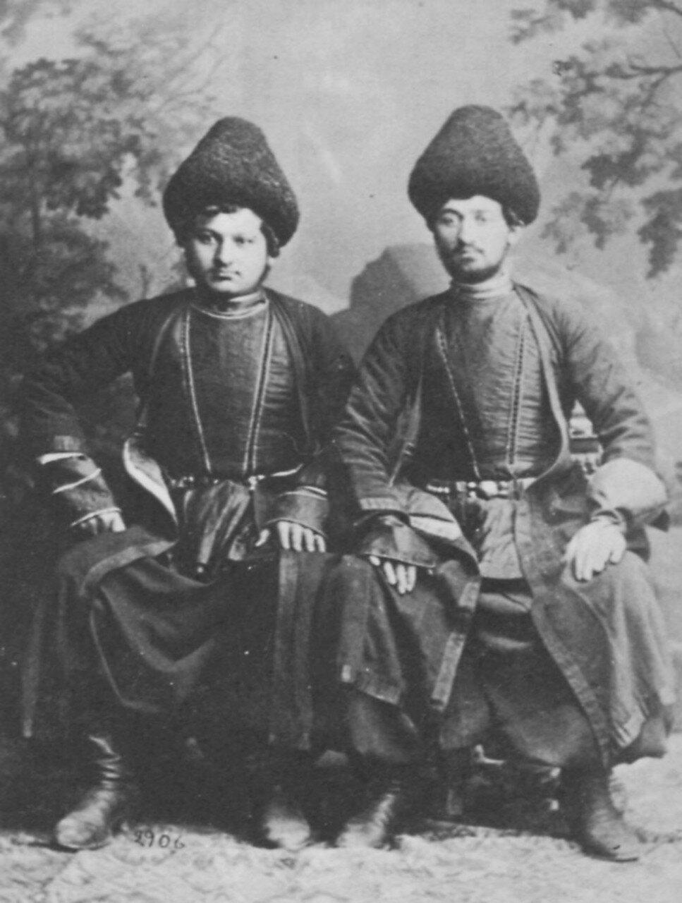 Армяне из Эривани
