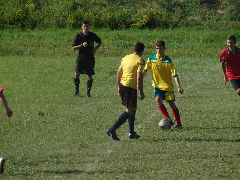 Низовий футбол неозброєними оком. Виїзд на матч чемпіонату району - изображение 44