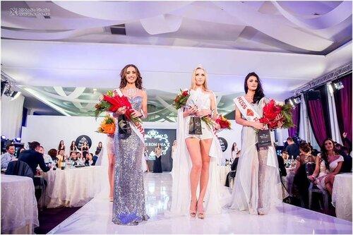 """Модель из Молдовы - победительница """"Bucharest Fashion Week"""""""