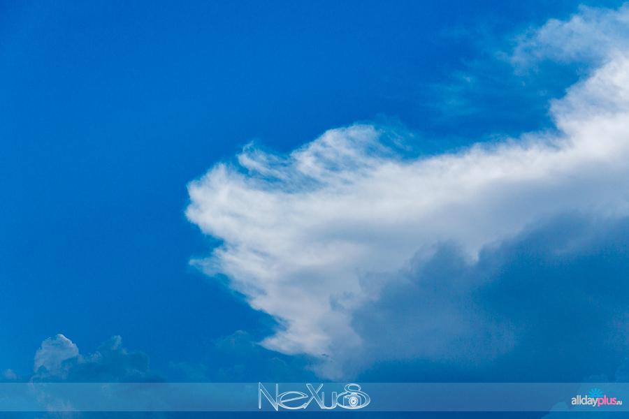 У природы нет плохой погоды, выпуск # 13   Кочуют в небе облака ...
