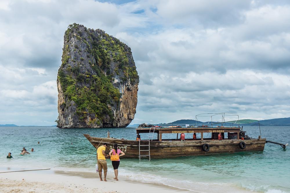 Отзывы туристов Ао Нанг Краби. Пляжи в Краби. Пляжи в Ао Нанге. Экскурсия четыре острова в Ао Нанге.