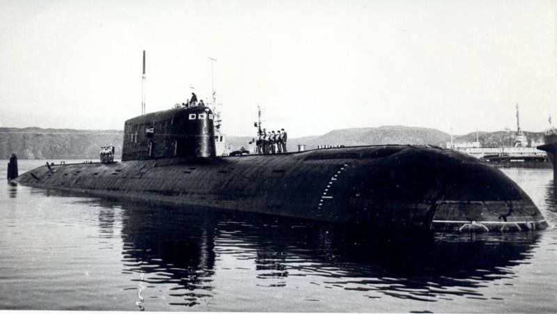 комсомолец подводная лодка документальный