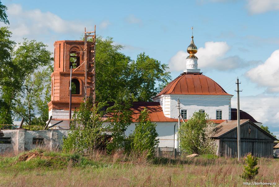 церковь в пурдошках фото