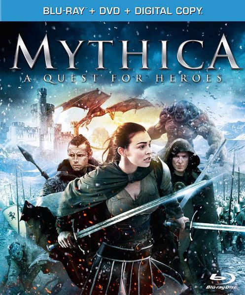 Мифика: Задание для героев / Mythica: A Quest for Heroes (2015) BDRip/1080p/720p + HDRip
