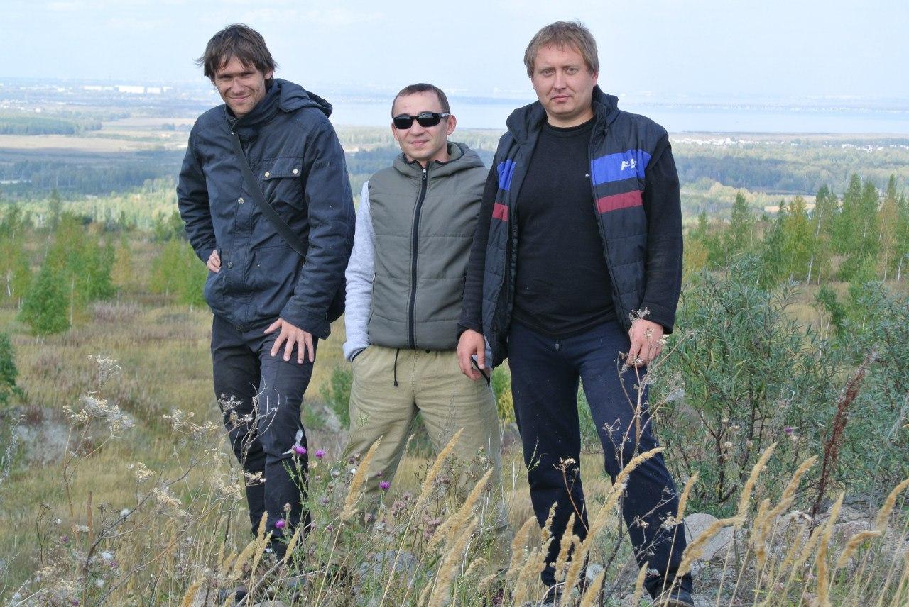 Люди, покорившие Коркинский Эверест! (19.10.2015)