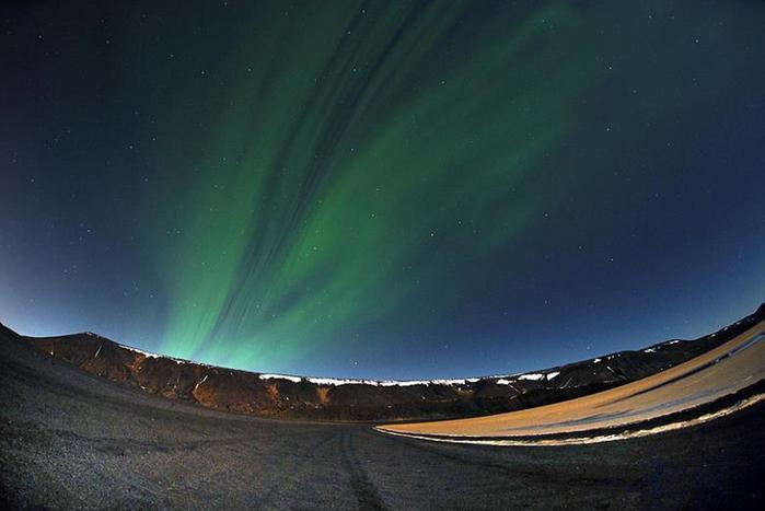 Красивые фотографии полярного сияния 0 10d5fd 61f26e59 orig