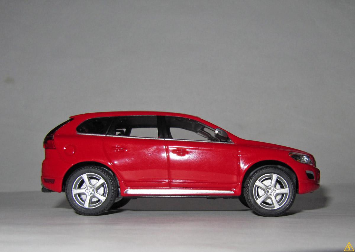 Volvo XC60 (Cararama)