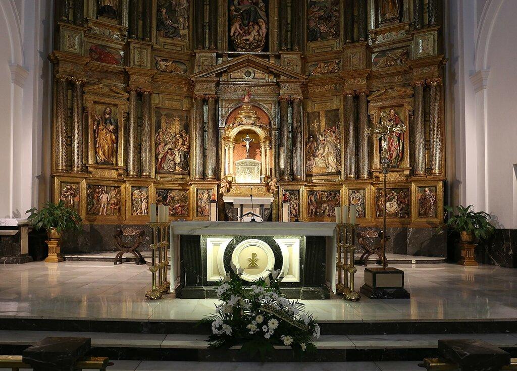 Памплона. Церковь Святого Михаила (Parroquia de San Miguel)