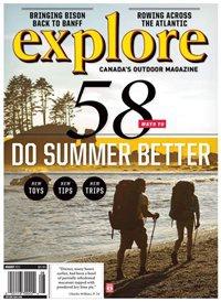 Журнал Журнал Explore №7-8 (июль-август 2011) / Canada