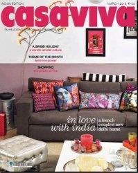 Журнал Casaviva - №3 2013 (India)