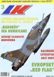 Журнал Letectvi + Kosmonautika 2002-03