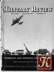 Журнал Military Review 1946-05. Volume XXVI No. 2