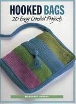 Книга Hooked Bags: 20 Easy Crochet Projects