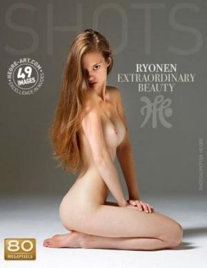 Журнал Журнал Hegre-Art - 2011-10-13 - Ryonen - Extraordinary Beauty