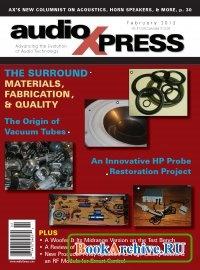 Журнал AudioXpress №2, 2012.