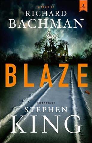 Книга Blaze