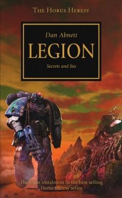 Книга Легион. Ложь и тайна