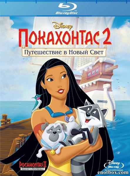 Покахонтас 2: Путешествие в Новый Свет / Pocahontas II: Journey to a New World (1998/Blu-Ray/BDRip/HDRip)