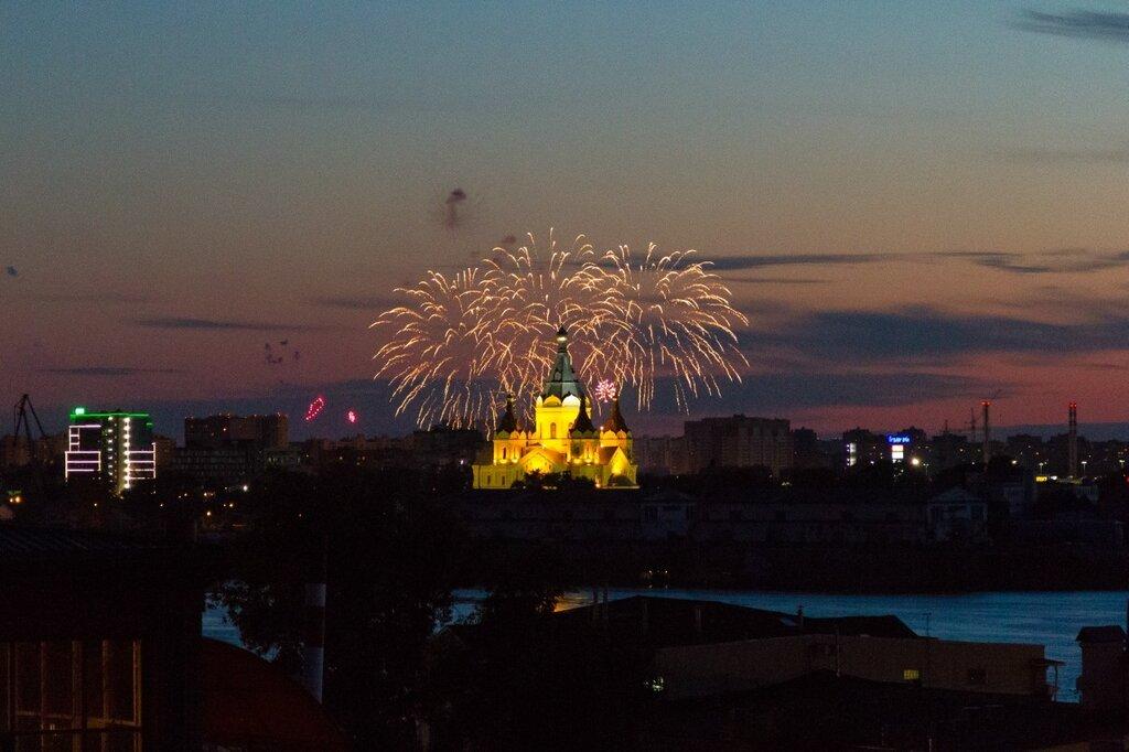 Салют, Нижний Новгород