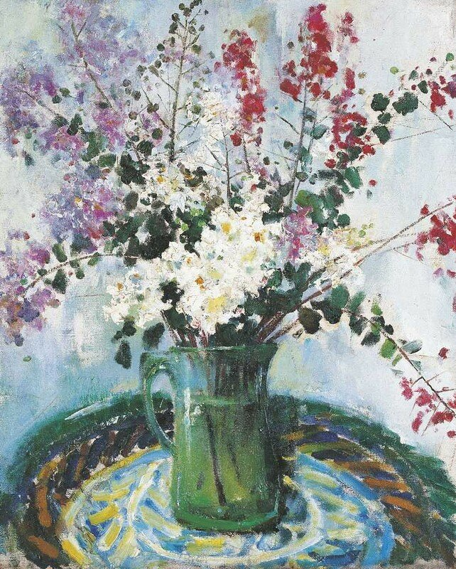 Тихий шёпот, милый, нарисуй мне. Китайский художник Su Tianci (1922–2006)