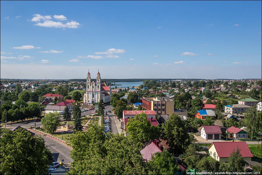 Глубокое, Беларусь
