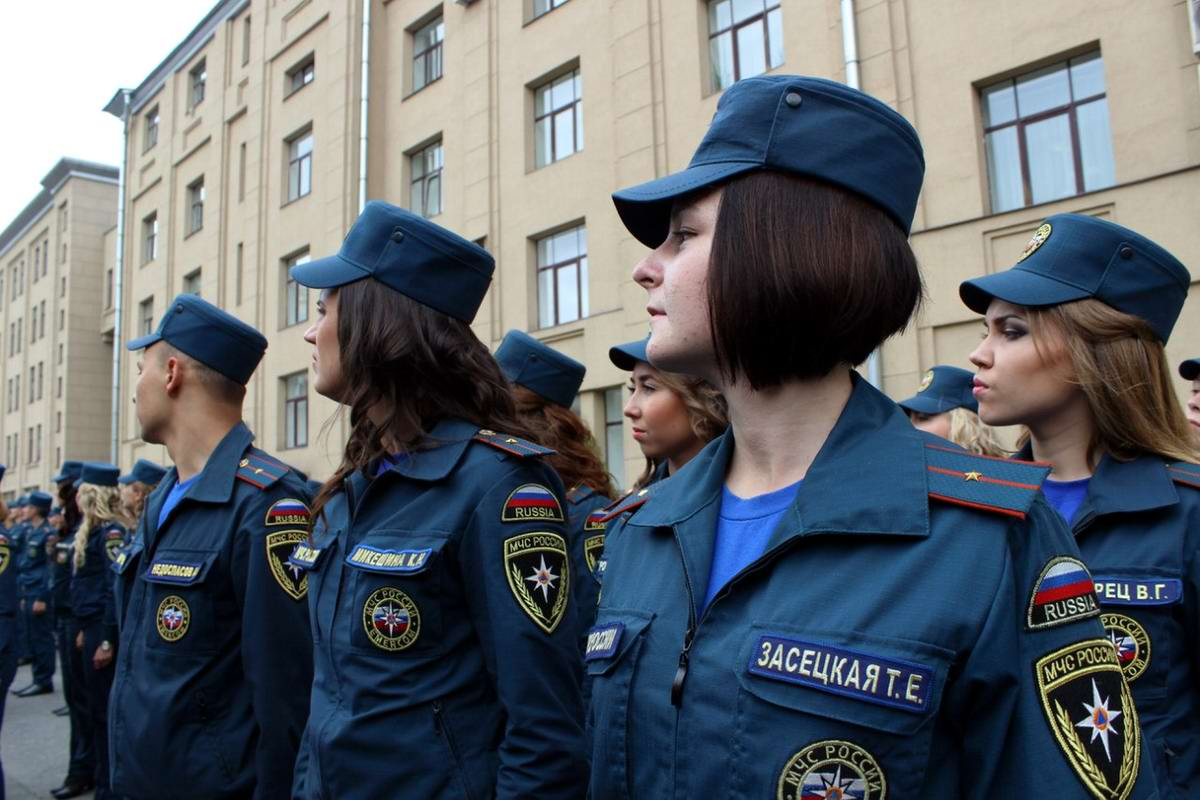Любую беду руками разведу: Лица девушек из МЧС России (59)