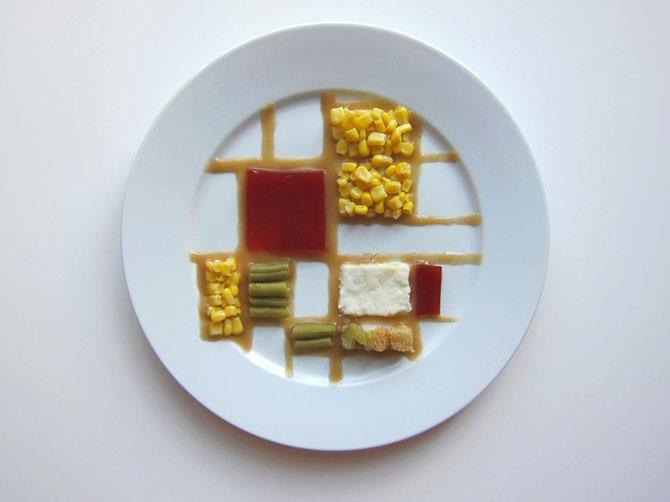 Художество в блюдах