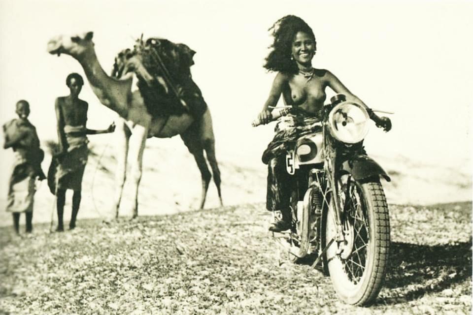1930. Итальянское Сомали. Могадишо