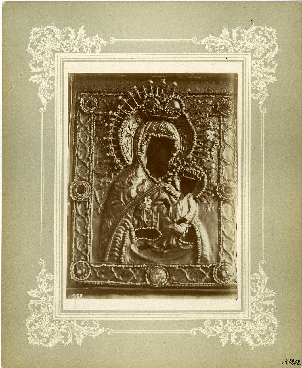 12. Местночтимая Молчанская икона Божией Матери