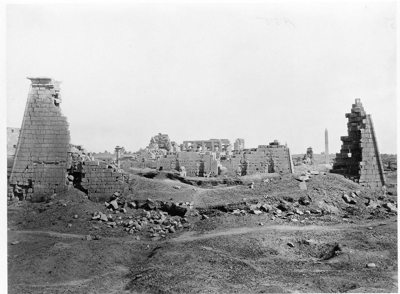 Карнак. 1860-1870-е.