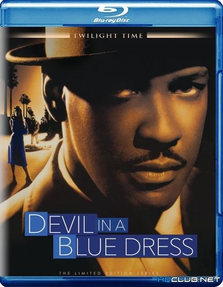 Дьявол в голубом платье / Devil in a Blue Dress (1995/HDRip)