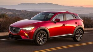 В Лос-Анджелесе Mazda презентовала кроссовер CX-3