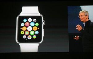 В Сан-Франциско Apple презентовала MacBook и Apple Watch