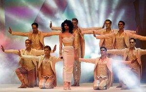 В Вене прошло открытие «Евровидение-2015»