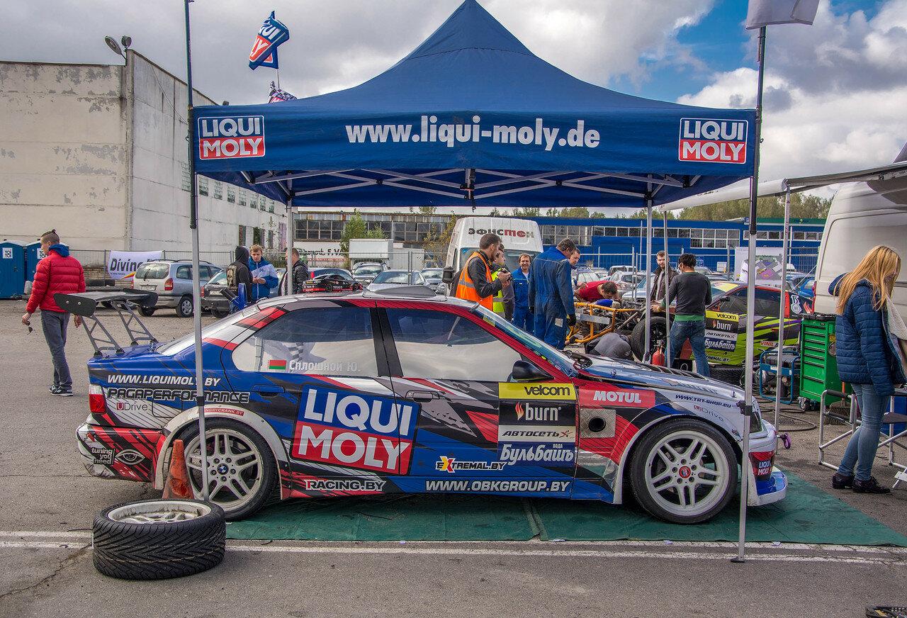 Юрий Сплошной и его BMW E36