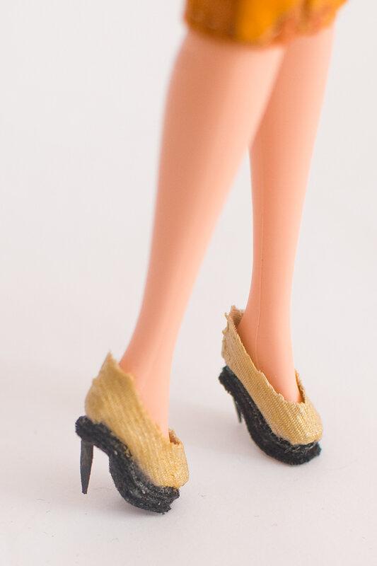 Платья и туфли