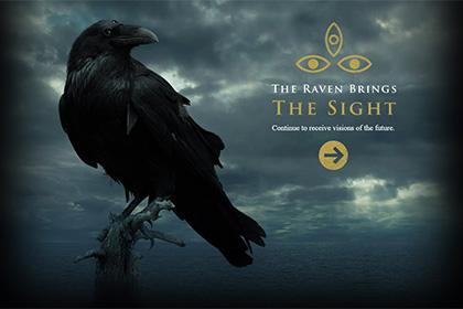 Создатели телесериала «Игра престолов» запустили секретный промосайт