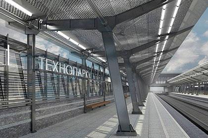 На Замоскворецкой линии в конце этого года будет открыта станция «Технопарк»