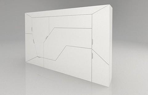 Мебель в одной коробке