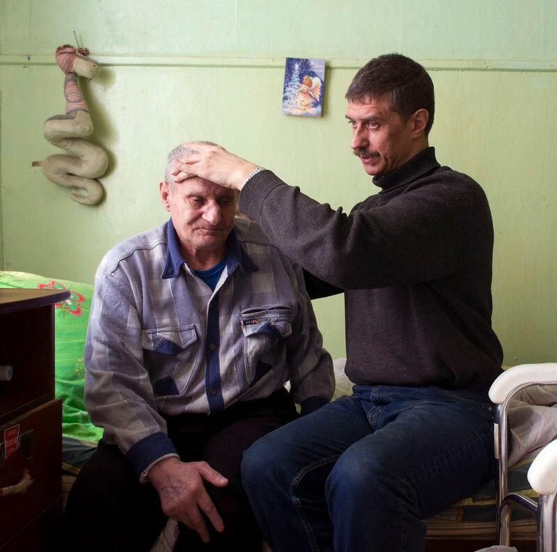 Дома престарелых в уваровке дом престарелых в славянске донецкая область