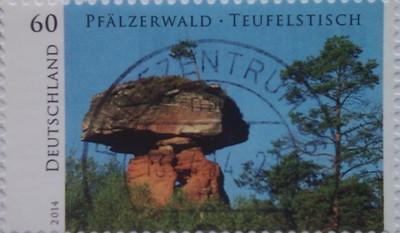 2014 пейзажи германии лежачий камень  60