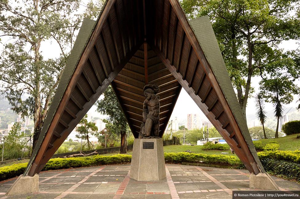 0 14e9cc 60474bb7 orig День 171. Кладбище, где похоронен колумбийский наркобарон Пабло Эскобар, и его дом в Медельине