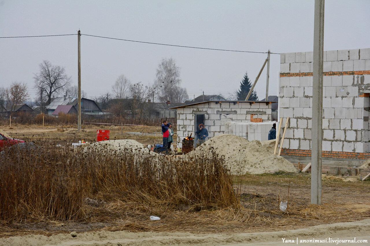 Участок под строительство в Бобовичах. Гомельский район.