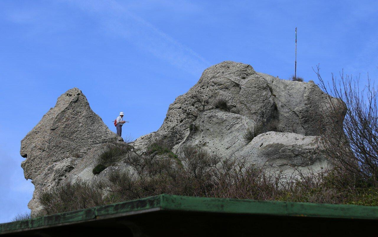 Искья, Вершина горы Эпомео.