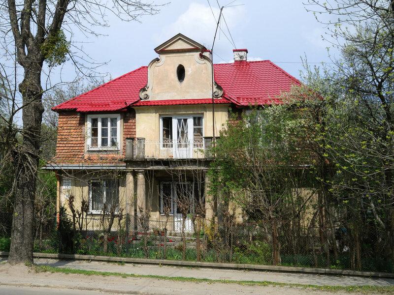 ул. Панаса Мирного, дом 17